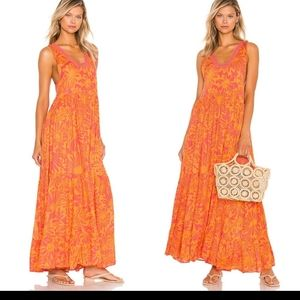 New! Free People Tiers For You Maxi